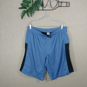 Nike swim trunks XL